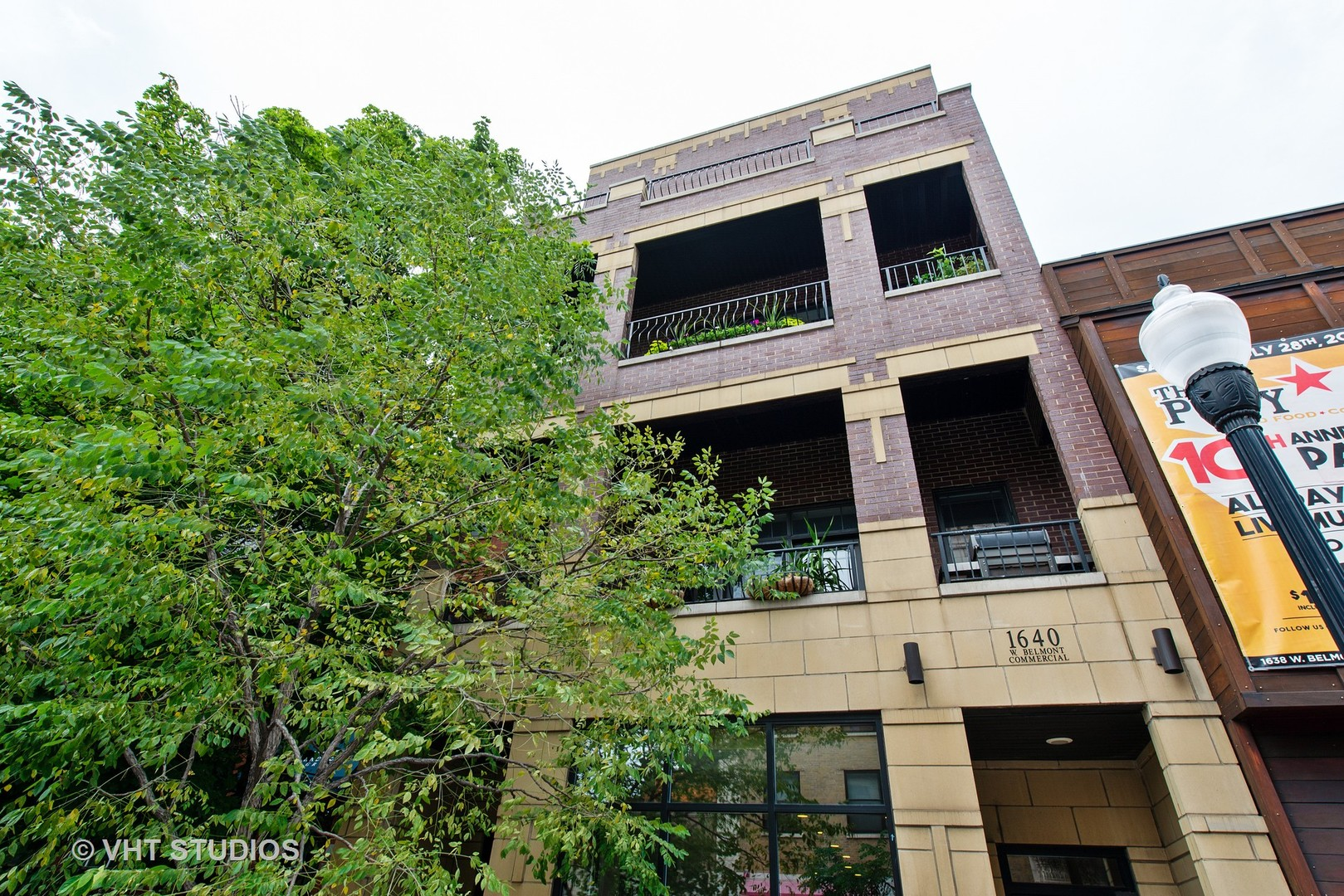 1640 Belmont Unit Unit 4 ,Chicago, Illinois 60657