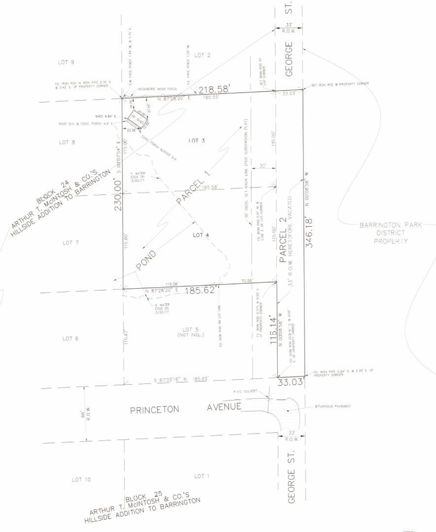 676 Princeton ,Barrington, Illinois 60010