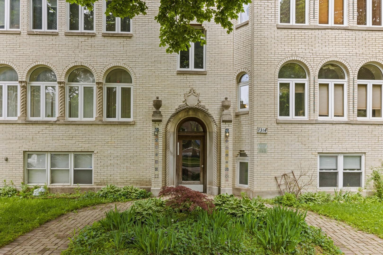 2314 Farwell Unit Unit 3w ,Chicago, Illinois 60645