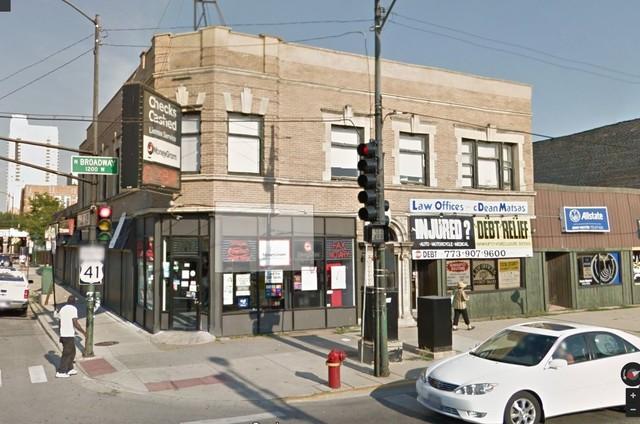 5155 North broadway Street, Chicago, IL 60640