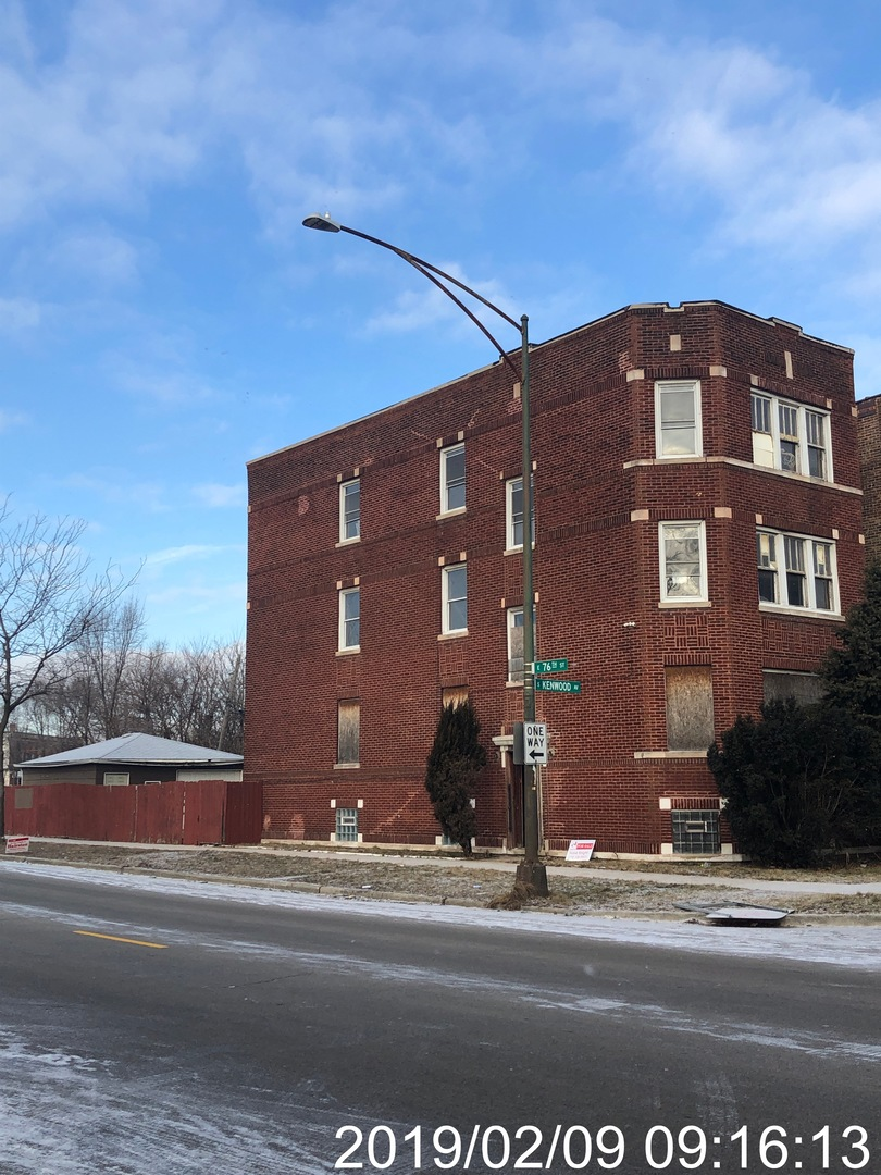 7556 Kenwood ,Chicago, Illinois 60619