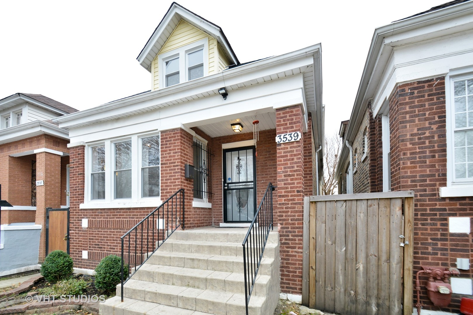 3539 WEST 60TH STREET, CHICAGO, IL 60629