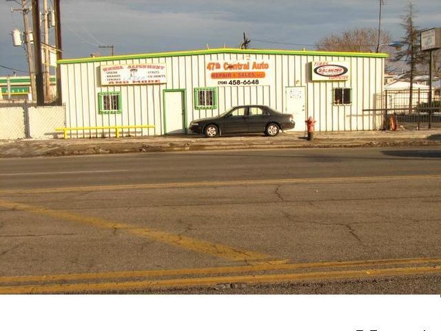 4731 Central ,Chicago, Illinois 60638