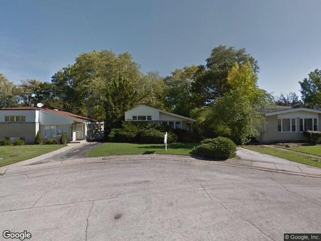 9443 Karlov, Skokie, Illinois 60076