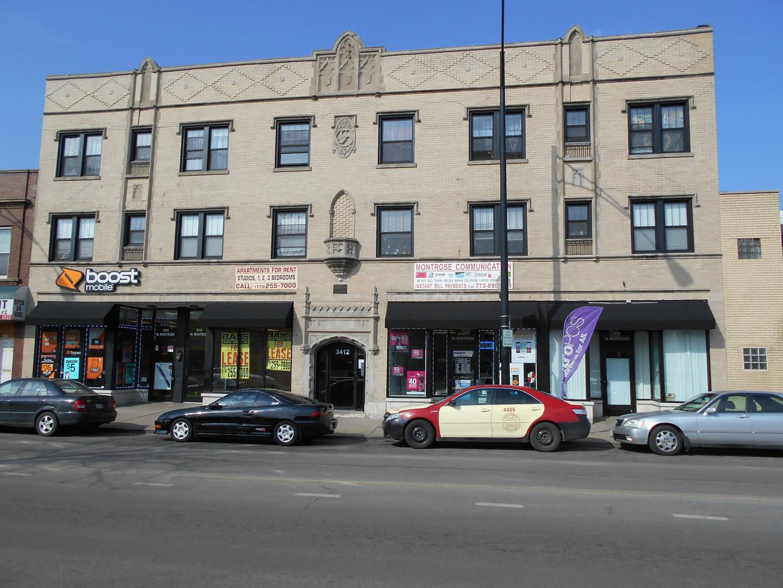 3416 Montrose Unit Unit store ,Chicago, Illinois 60618