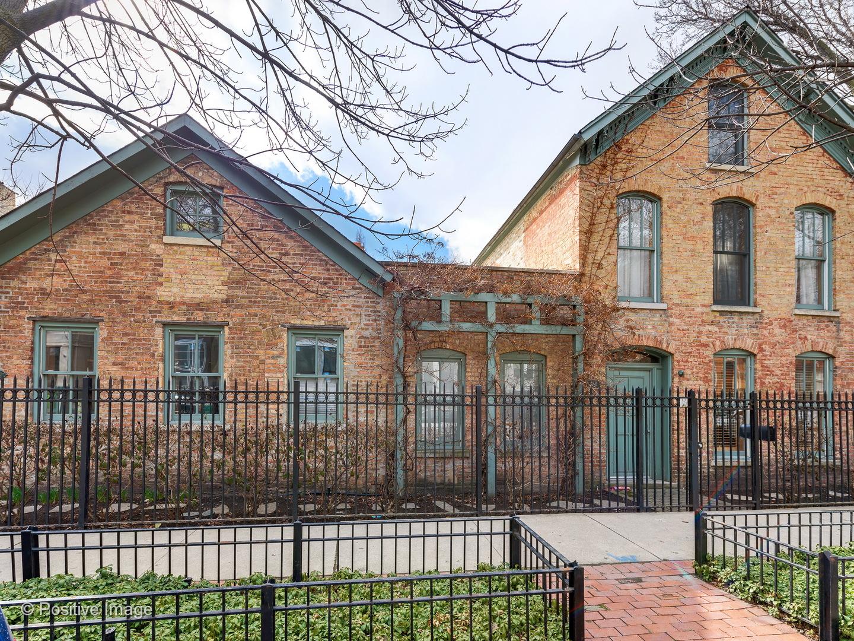 1822 N Howe Street, Chicago, Illinois 60614