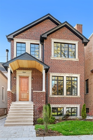 Villa per Vendita alle ore 3840 North Oakley Avenue 3840 North Oakley Avenue Chicago, Illinois,60618 Stati Uniti