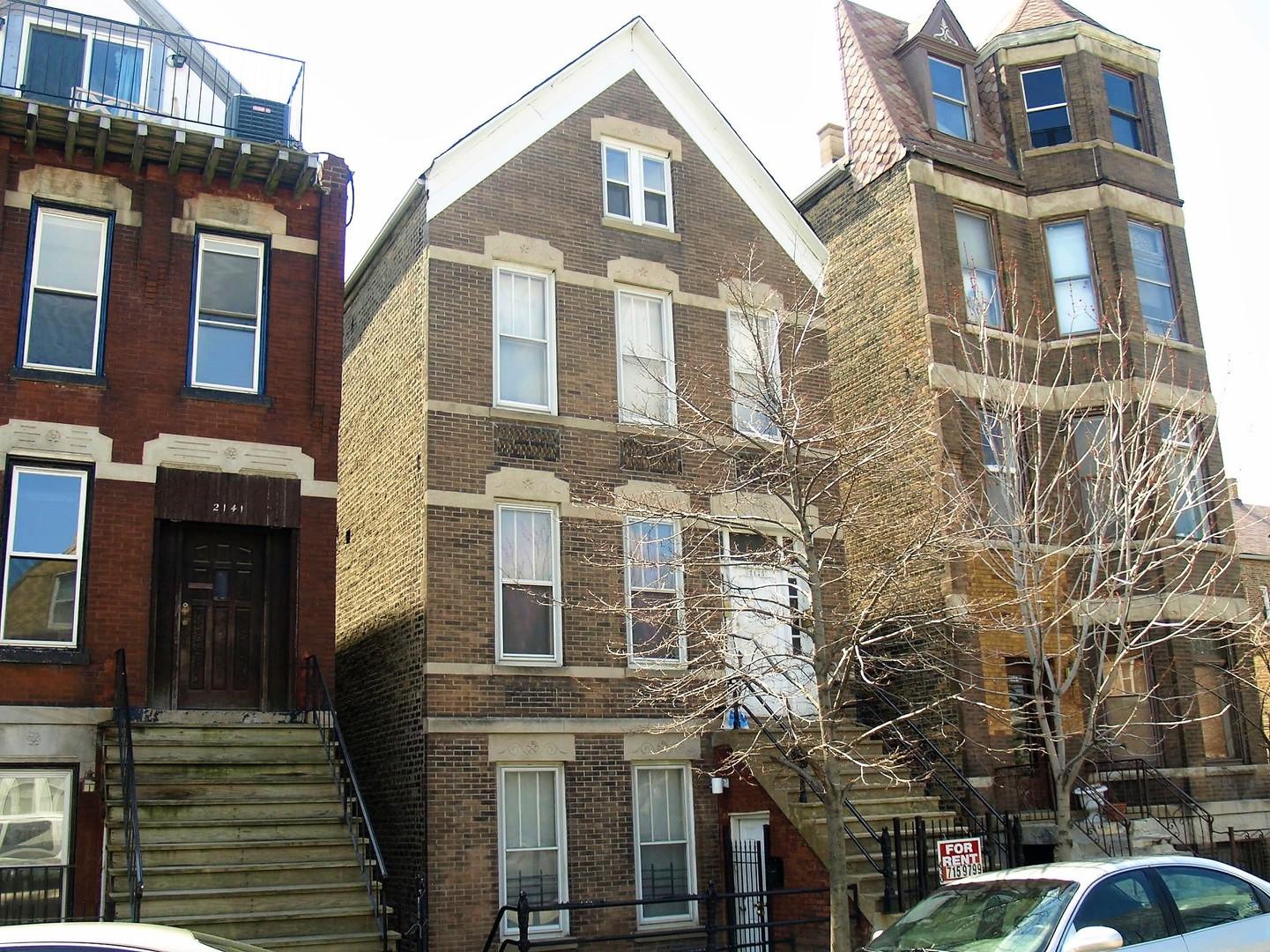 2145 W Webster Avenue, Chicago, IL 60647