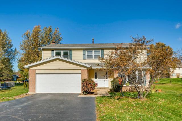 989 Georgetowne ,Barrington, Illinois 60010
