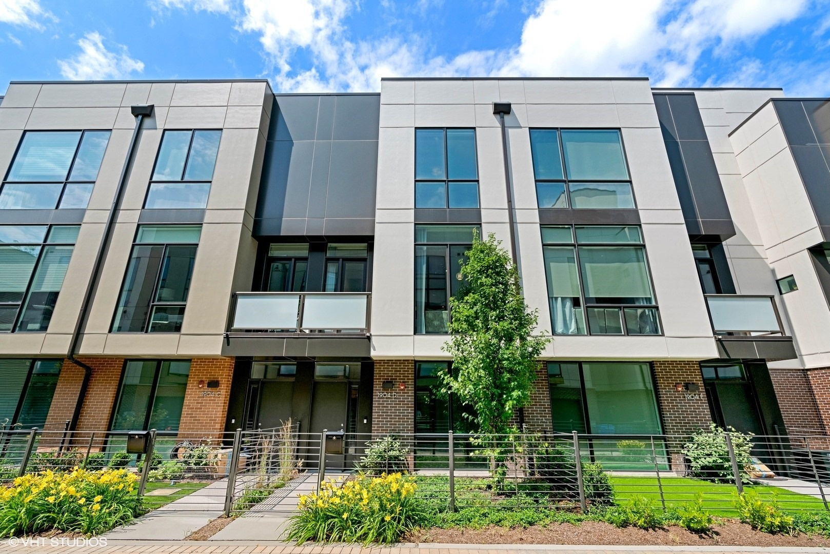 3 Townhouse in Logan Square