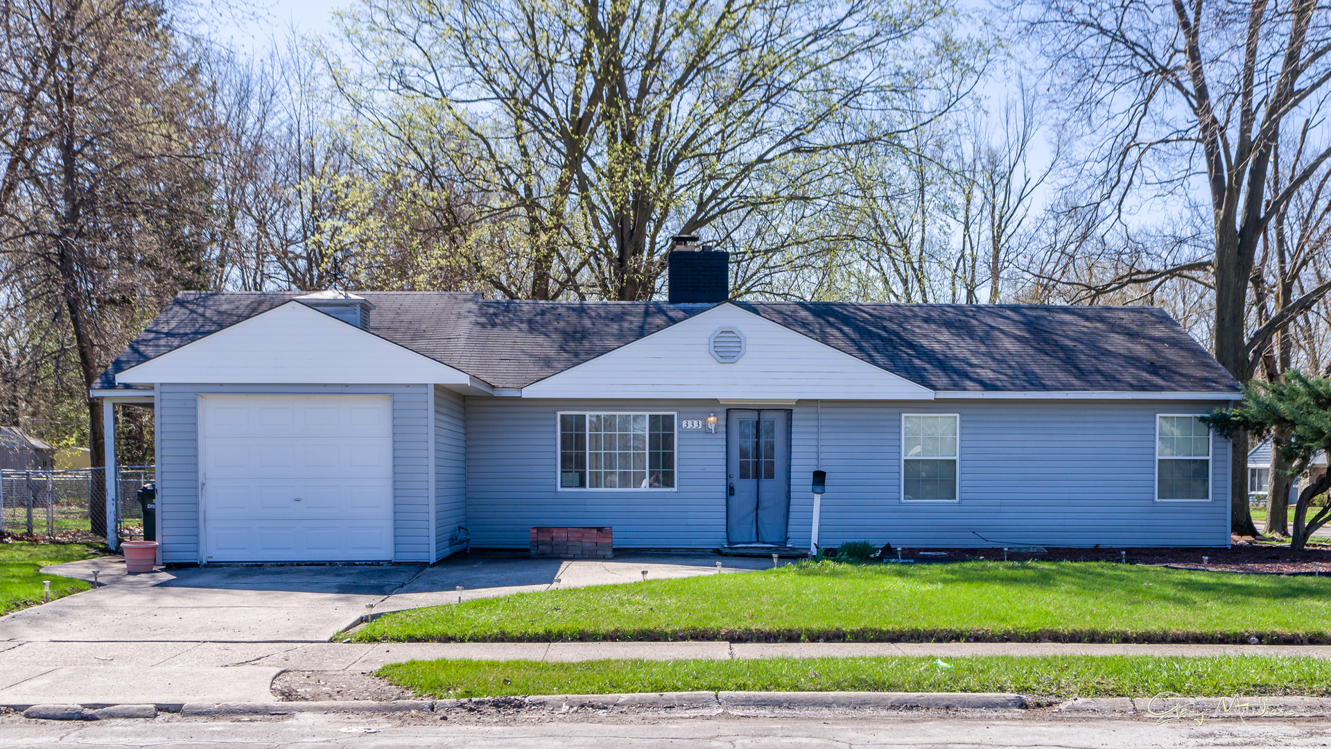 333 Shabbona ,Park Forest, Illinois 60466
