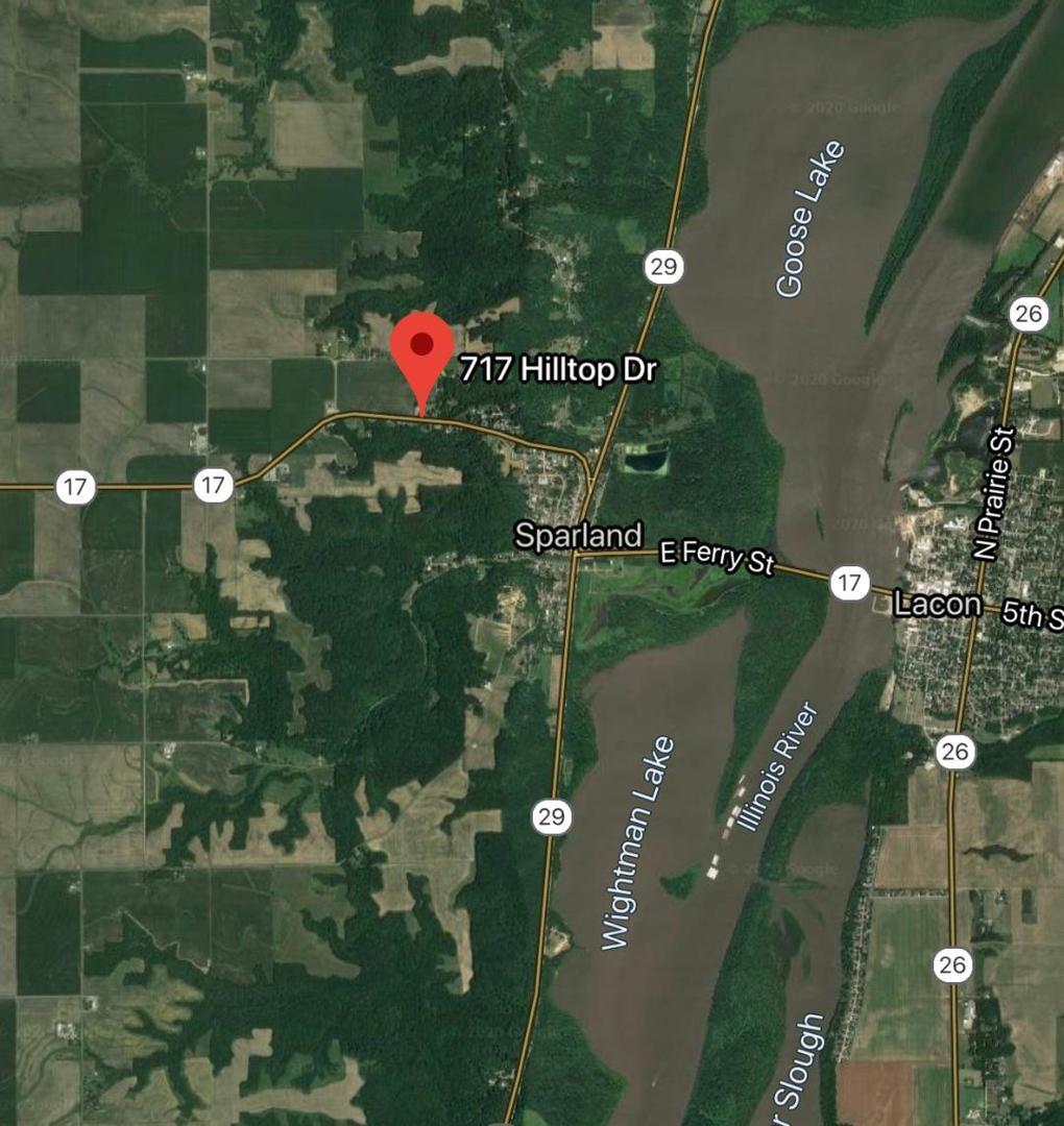 717 Hilltop ,Sparland, Illinois 61565