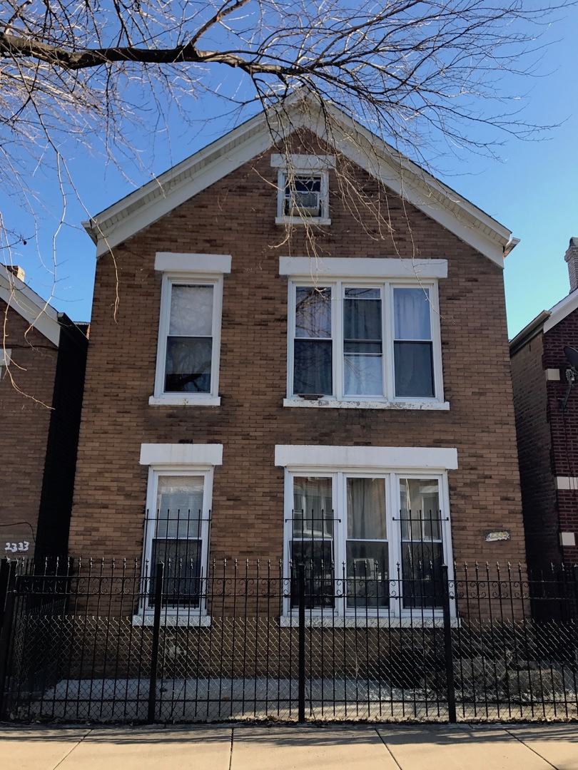 2335 South Whipple Street, Chicago, IL 60623