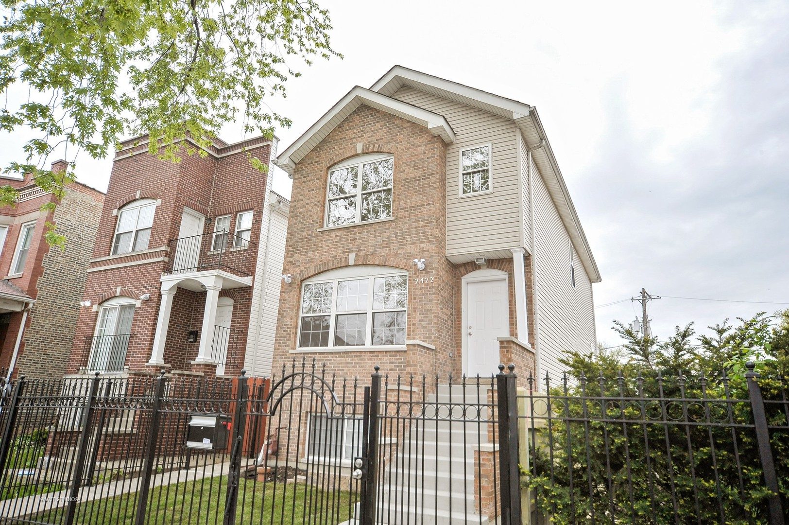 2422 NORTH KILDARE AVENUE, CHICAGO, IL 60639