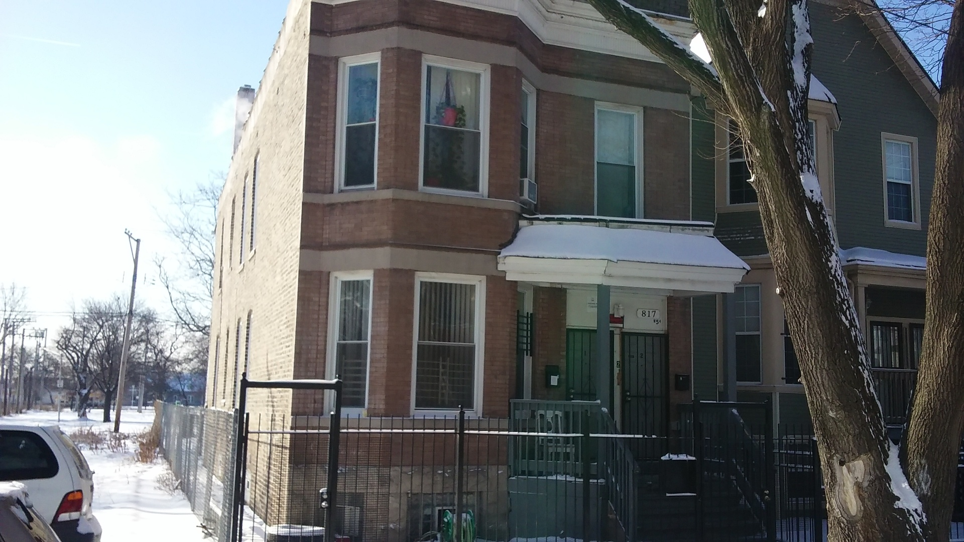 817 54th ,Chicago, Illinois 60609
