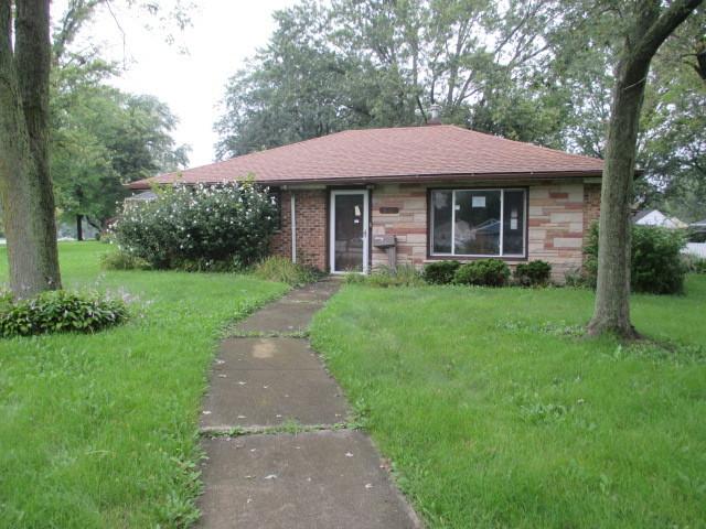 348 Shabbona ,Park Forest, Illinois 60466