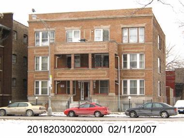 1815 Garfield, Chicago, Illinois 60636