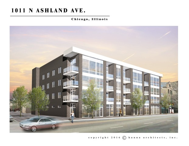 1023 Ashland ,Chicago, Illinois 60622