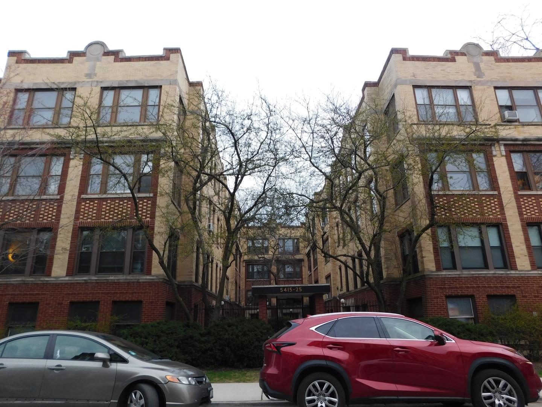 5415 Dorchester Unit Unit 2b ,Chicago, Illinois 60615