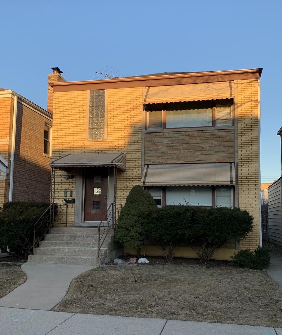 4911 Menard ,Chicago, Illinois 60630