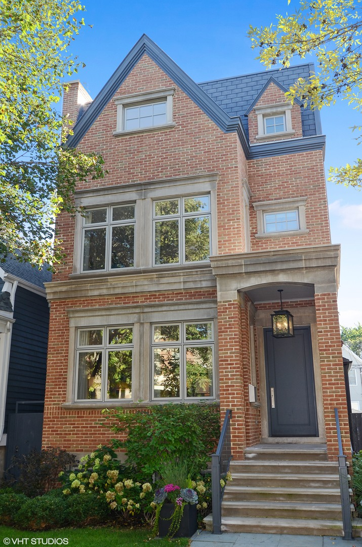 2111 W BRADLEY Place, Chicago, IL 60618