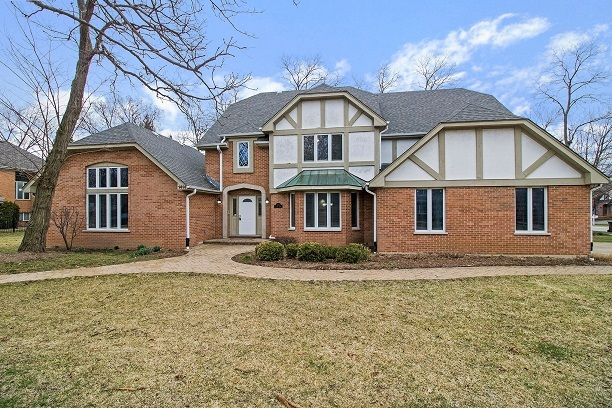 "IMMENSE RENOVATION! 3289SF 4 BEDROOM, 2 1/2 BATH READY FOR NEW OWNERS. WOW! INTERIOR INCLUDES ALL NEW FLOORING, NEW PAINT & CARPETING! BRAND NEW KITCHEN W/32"" WHITE SHAKER CABINETS, GRANITE C-TOPS, GOOSENECK FAUCET, SS APPLIANCES & PLANNING DESK. VAULTED 23X19 FAMILY ROOM INCLUDES BAR SINK & FLAGSTONE WOODBURNING FIREPLACE. TRANQUIL MASTER BEDROOM HAS WALK-IN CLOSET & GORGEOUS PRIVATE BATH W/ TILE FLOORING, DUAL GRANITE VANITY, SKYLIGHT & SUBWAY TILED SOAKER TUB! BRAND NEW DECK OFF FAMILY ROOM!"