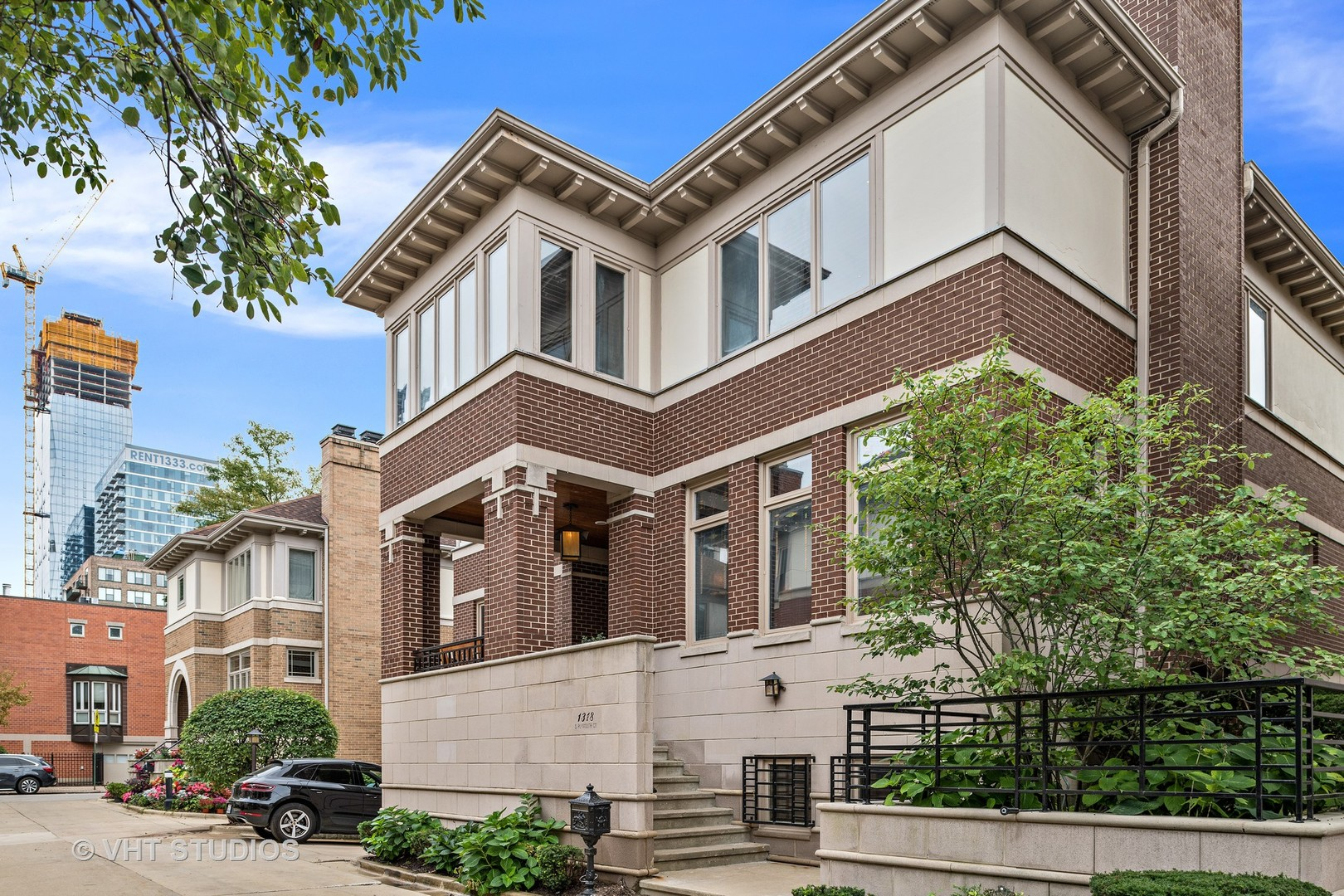 1318 South Plymouth Chicago Near Side 5 Bedrooms 3 1 Baths