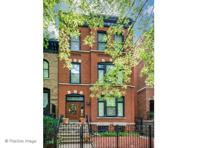 2025 N Fremont Street, Chicago, Illinois 60614