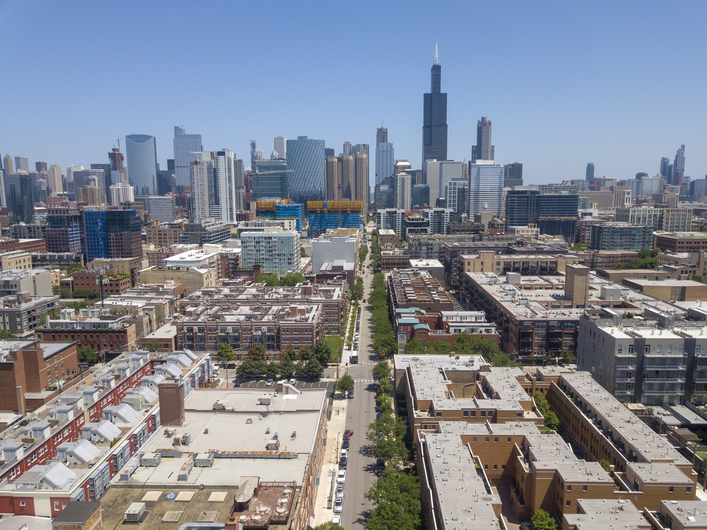 1137 Monroe Unit Unit 6 ,Chicago, Illinois 60607