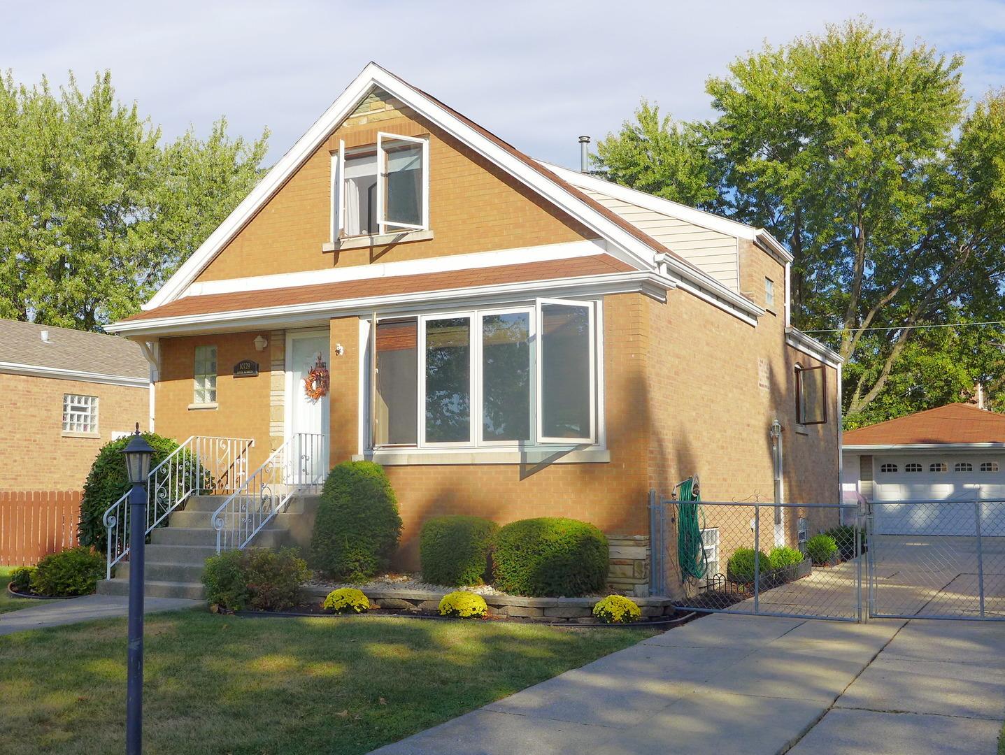 Photo of 10729 Kenneth Avenue OAK LAWN Illinois 60453