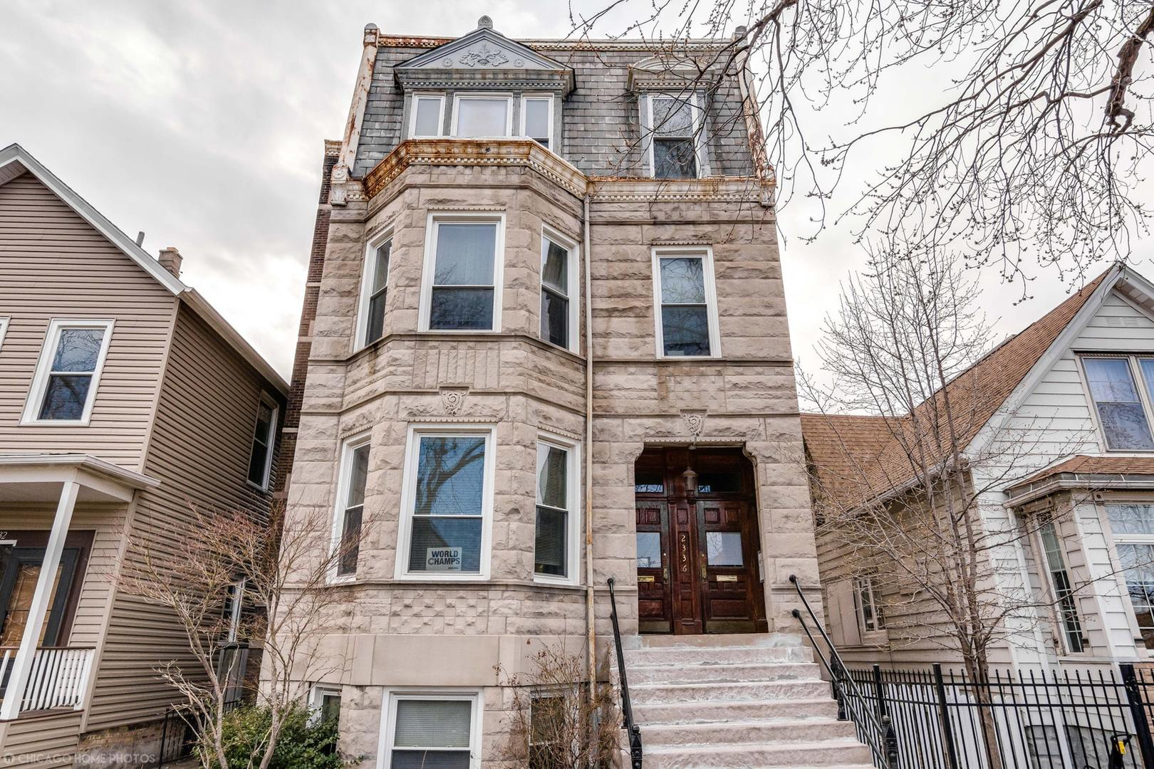 2336 North Maplewood Avenue, Chicago-Logan Square, IL 60647