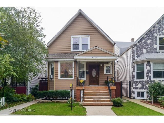 4135 Henderson, Chicago, Illinois 60641
