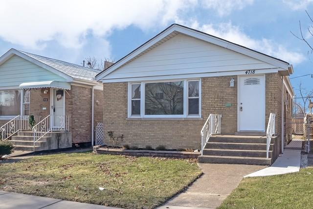 4718 Keating ,Chicago, Illinois 60632