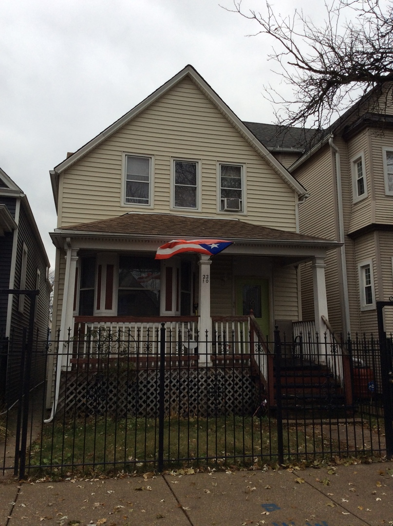 2210 Tripp ,Chicago, Illinois 60639