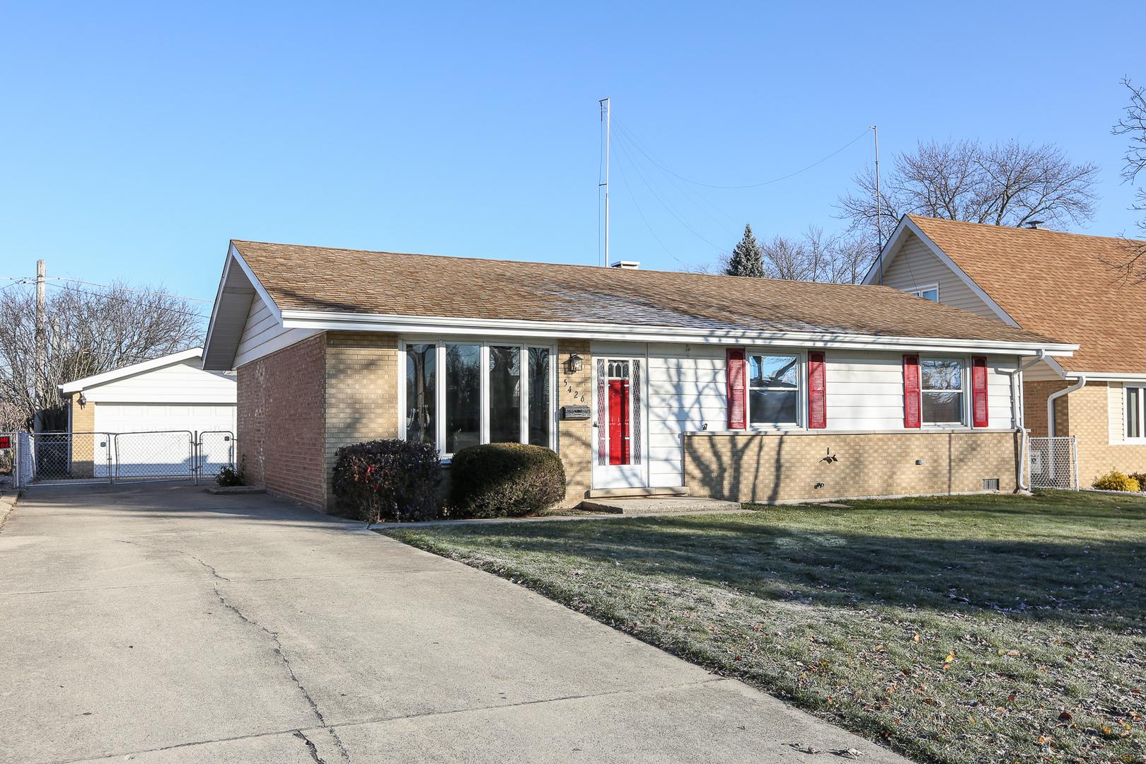 5426 Fairway ,Crestwood, Illinois 60418