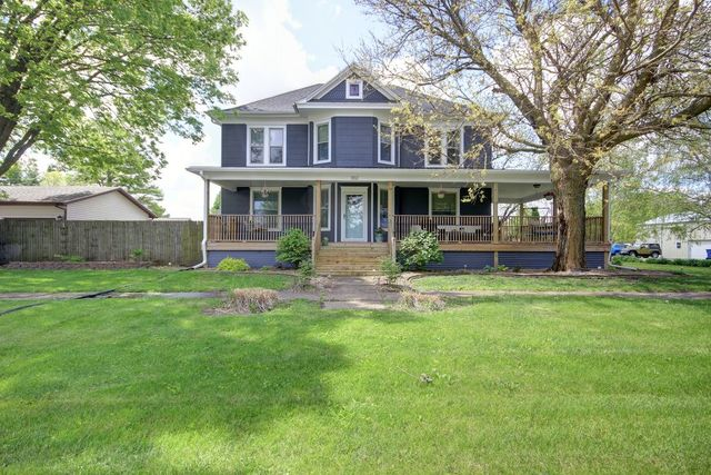302 North ,Mansfield, Illinois 61854