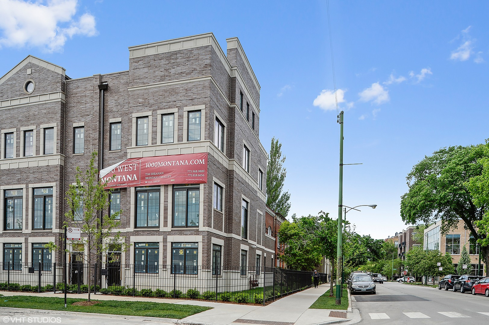 Villas / Townhouses for Sale at 1004 West Montana Street 1004 West Montana Street Chicago, Illinois,60614 United States