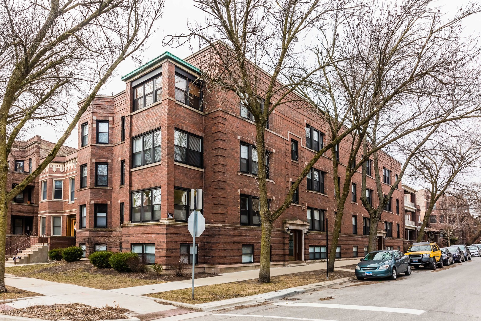 1407 WEST RASCHER AVENUE #3, CHICAGO, IL 60640  Photo