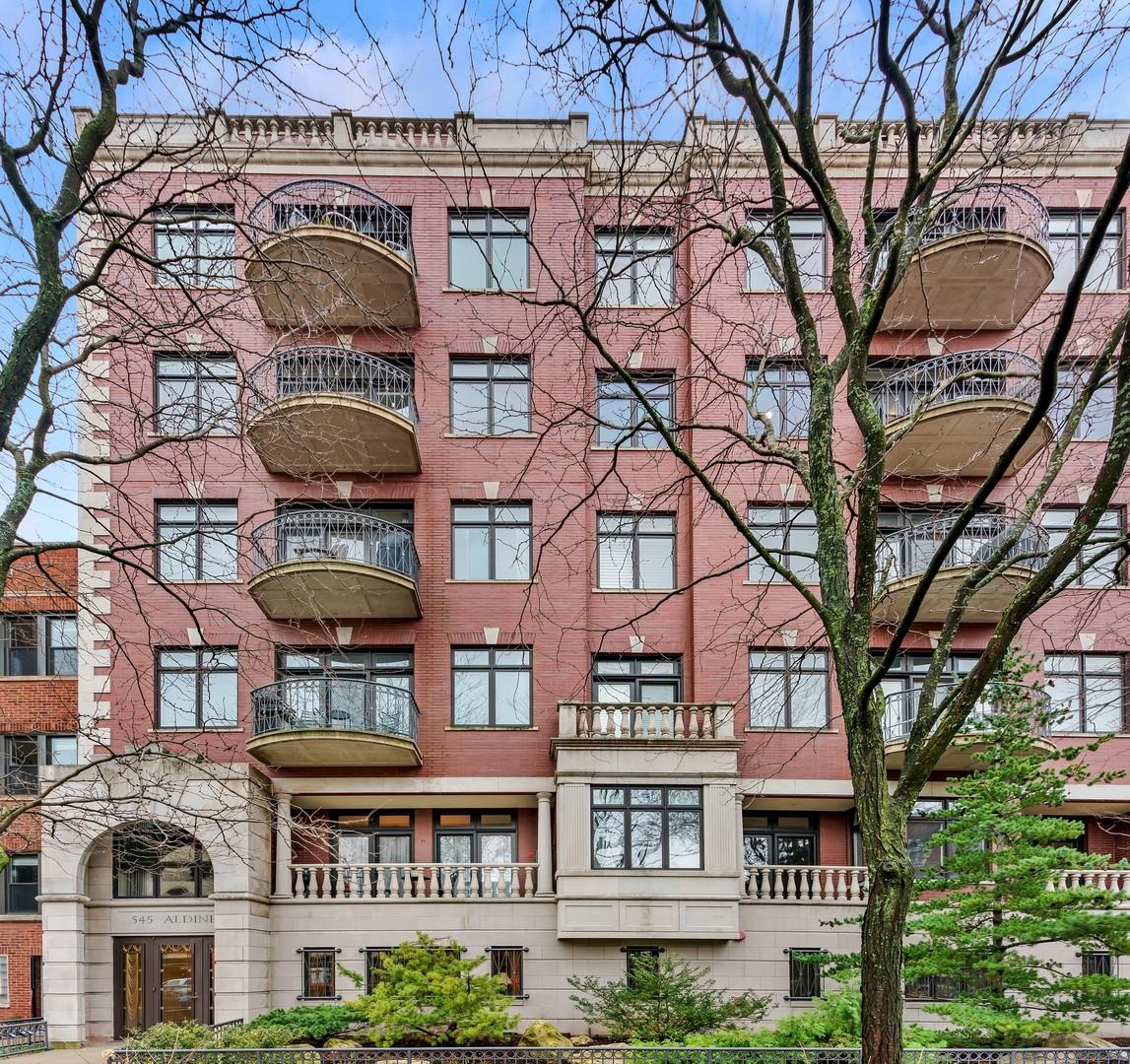 545 Aldine Unit Unit 2f ,Chicago, Illinois 60657