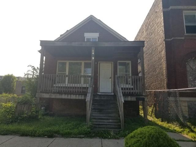 6409 Eggleston ,Chicago, Illinois 60621