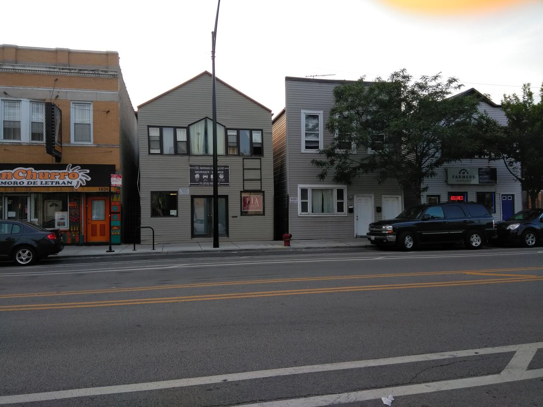 1622 Blue Island, Chicago, Illinois 60608