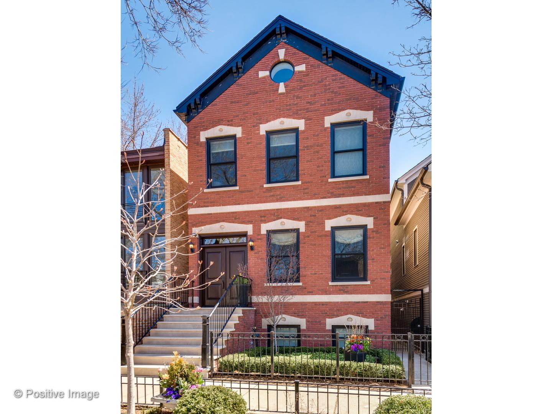 1809 North Sedgwick Street, Chicago, IL 60614