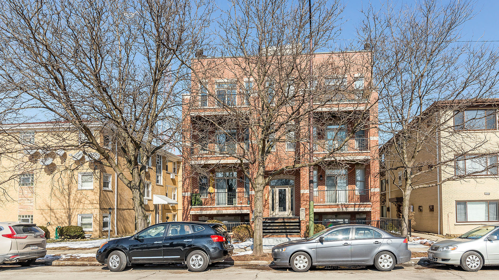 5478 Higgins Unit Unit 3w ,Chicago, Illinois 60630
