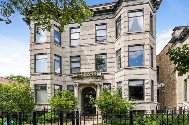 1420 West Belle Plaine Avenue # 1E Chicago IL 60613