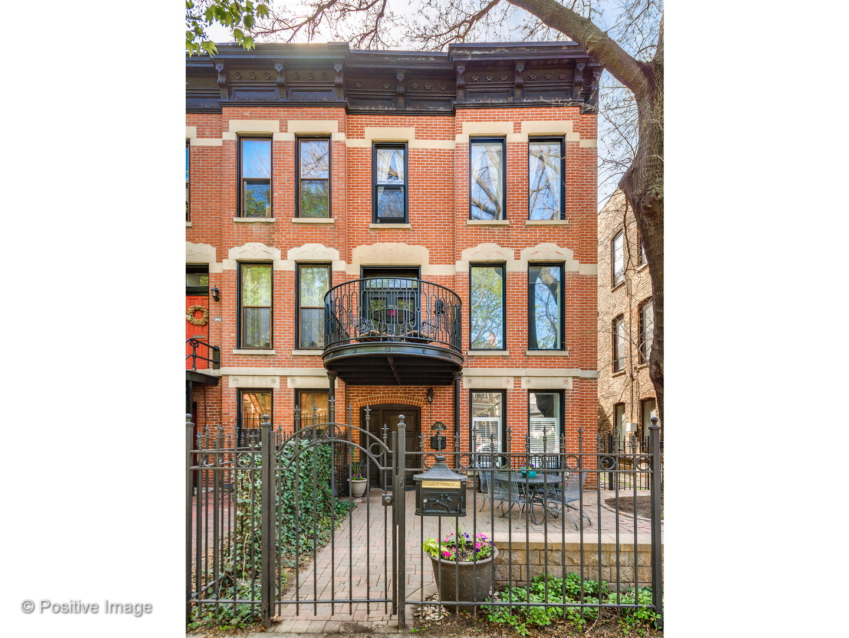 2044 N Bissell Street, Chicago, Illinois 60614