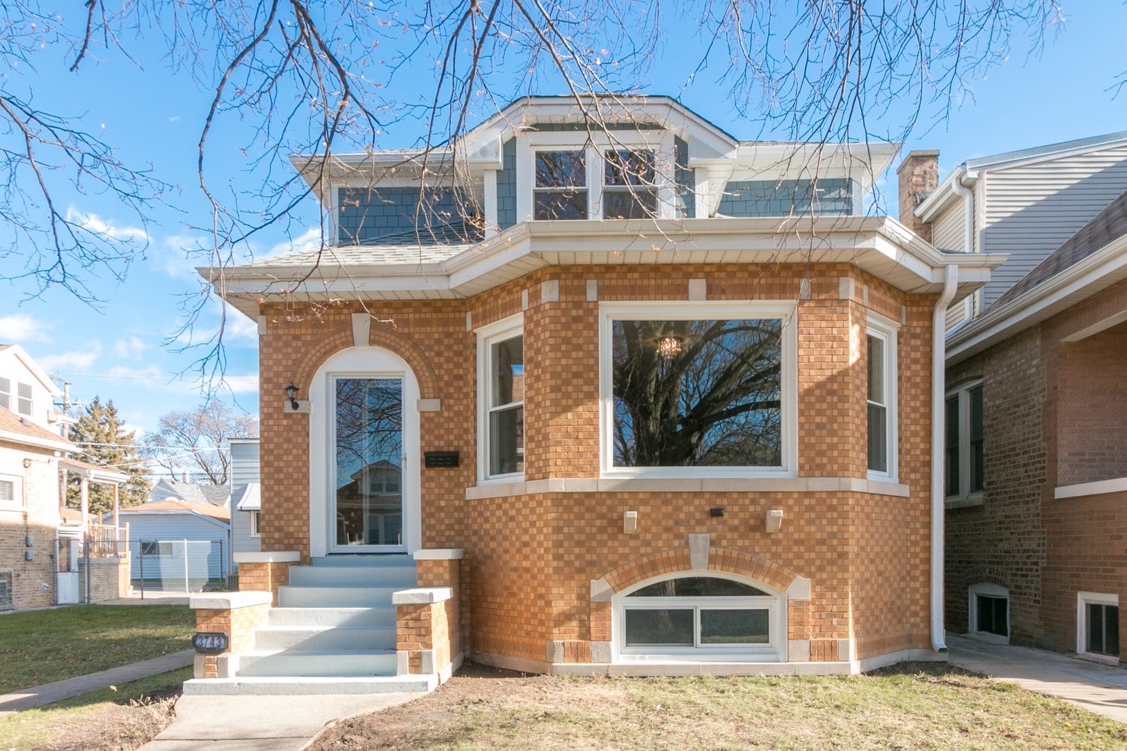 3743 NORTH NEW ENGLAND AVENUE, CHICAGO, IL 60634