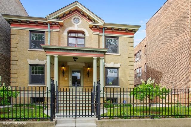 단독 가정 주택 용 매매 에 1426 West Rascher Avenue 1426 West Rascher Avenue Chicago, 일리노이즈,60640 미국