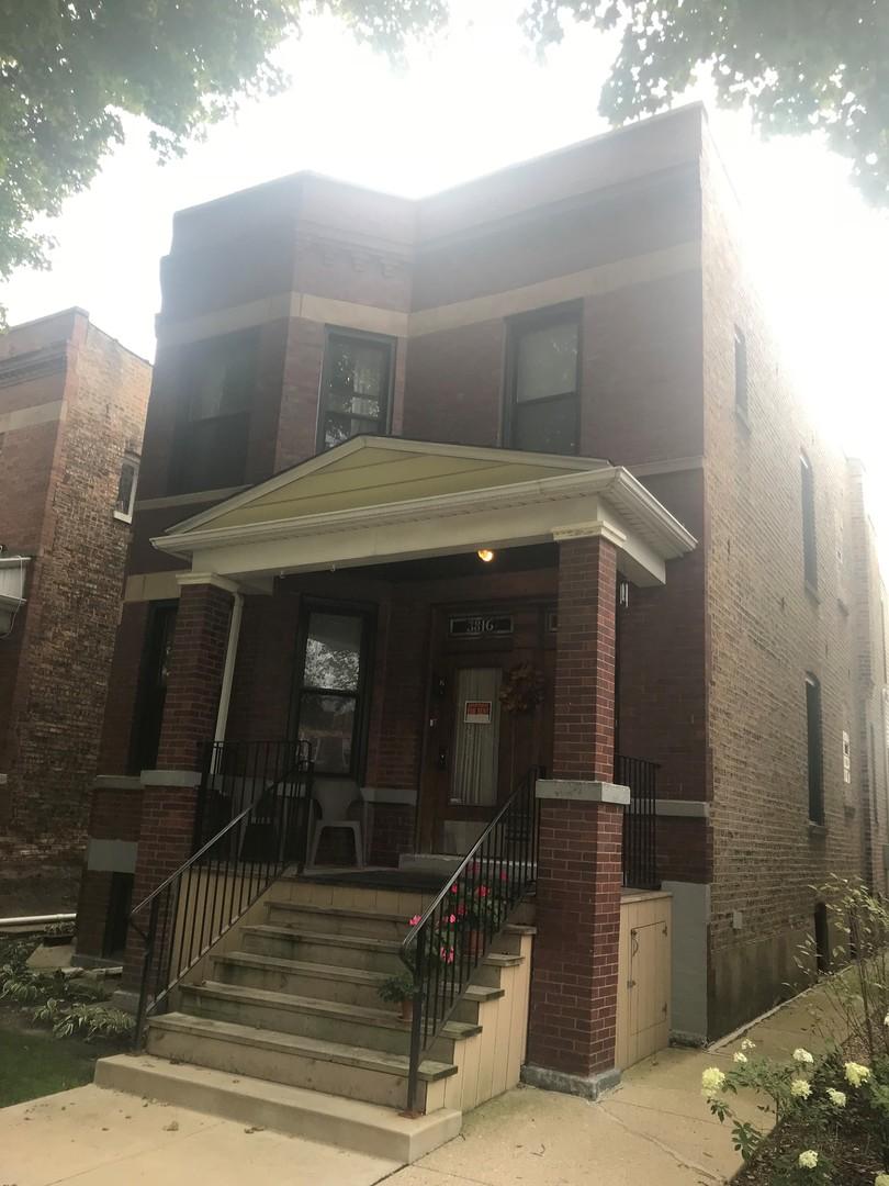3816 Claremont Unit Unit 1 ,Chicago, Illinois 60618