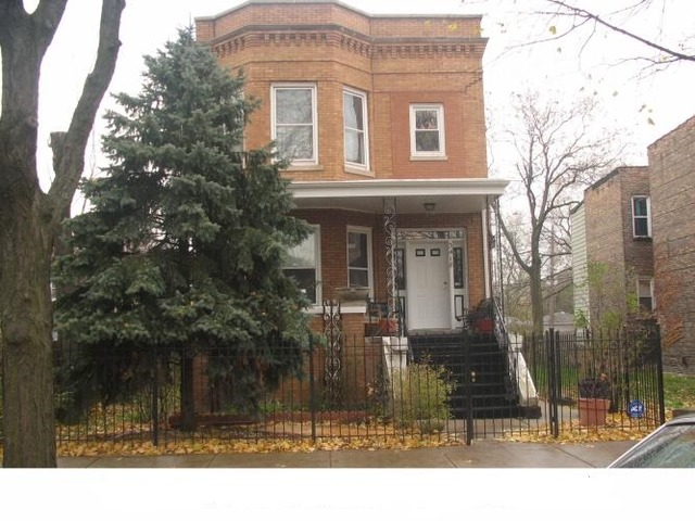 3418 Franklin, Chicago, Illinois 60624