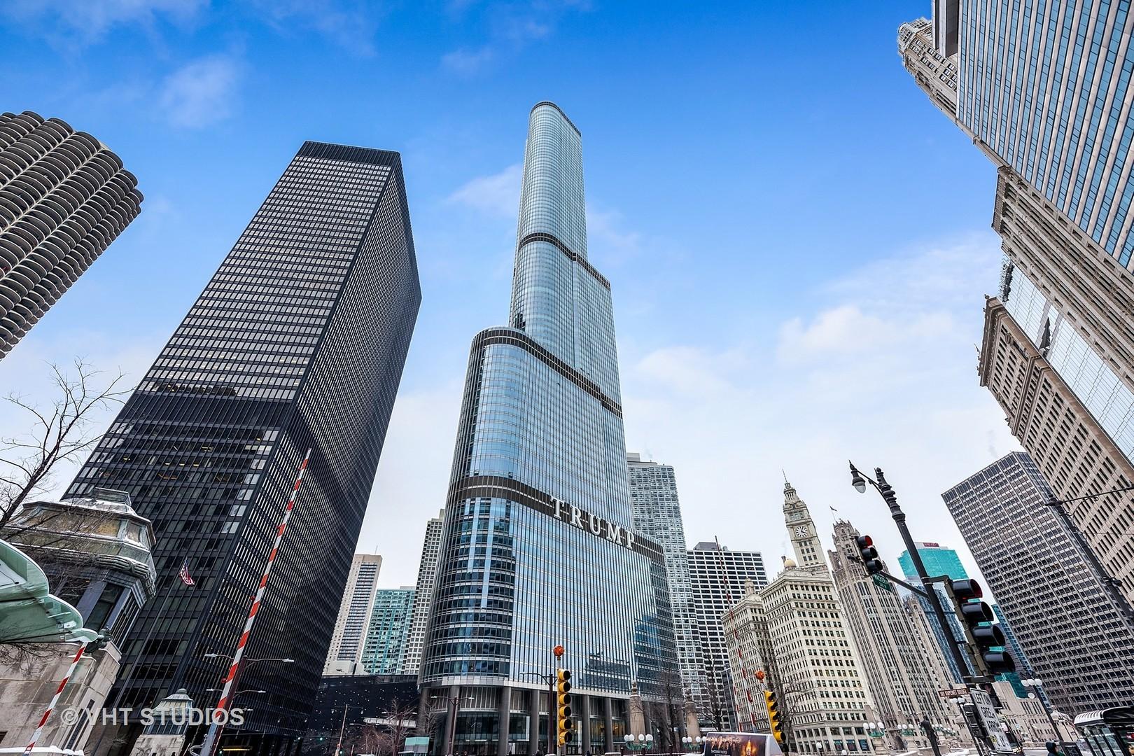 Trump International Hotel And Tower 401 N Wabash Unit 63e